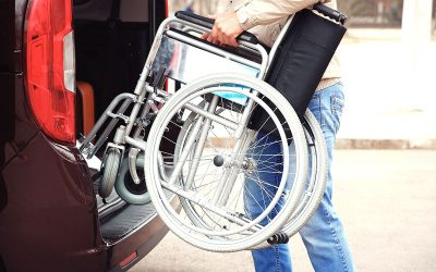 Three Words in Medical and Disability Transport