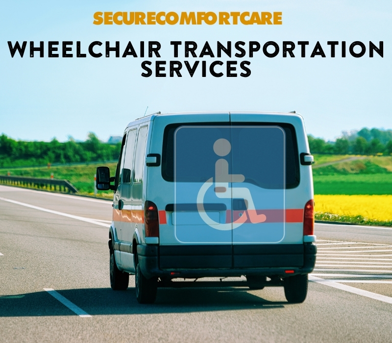 Wheelchair Transportation Services